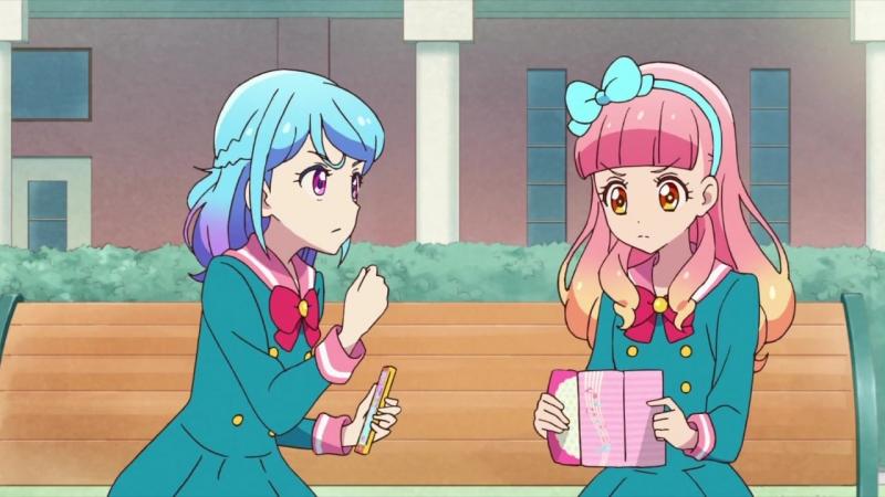 Aikatsu Friends! 5 серия (Chinamisa Yulia)
