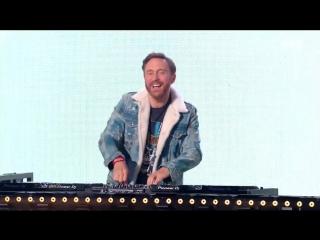 David Guetta  Zak Abel  Hyphen Hyphen - 2U  Dirty Sexy Money (NRJ Music Awards 2017)