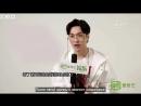 [РУСС. САБ] 180121 Интервью Чжан Исина для iQIYI Entertainment