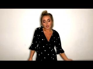 Ksenia Metelska- Toxic (cover)