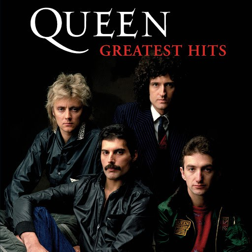 Queen альбом Greatest Hits (Remastered)
