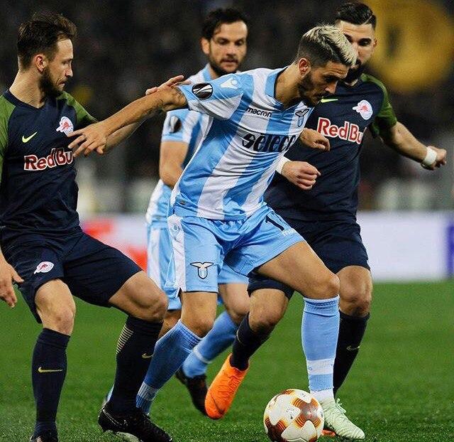 466. Lazio Roma - RB Salzburg 4:2