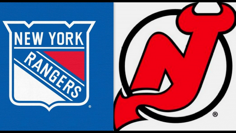 RS / 21.12.2017 / New York Rangers @ New Jersey Devils