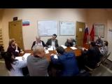 Заседание ТИК № 7 СПб 18 марта 2018 года 1930