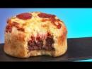 Пицца-Бургер- Оригинальный рецепт двойного удовольствия.