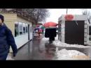 Стихийный рынок на Зорге 39 в Ростове на Дону
