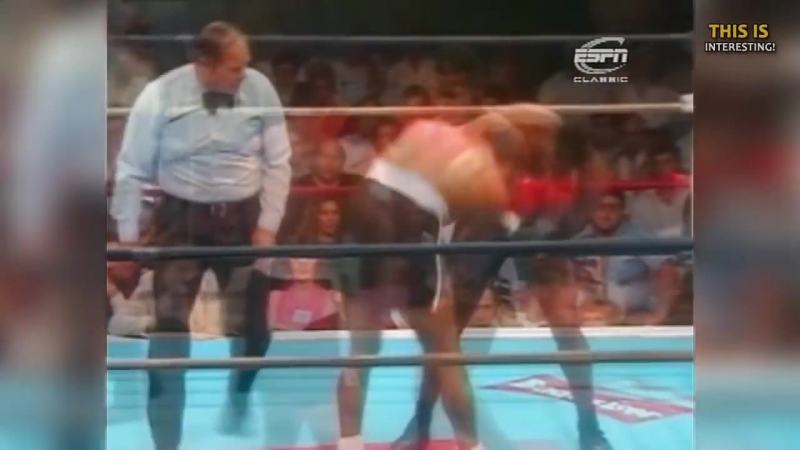 Legendary Boxer - Mike Tyson - TOP 10 Fastest Knockouts HD