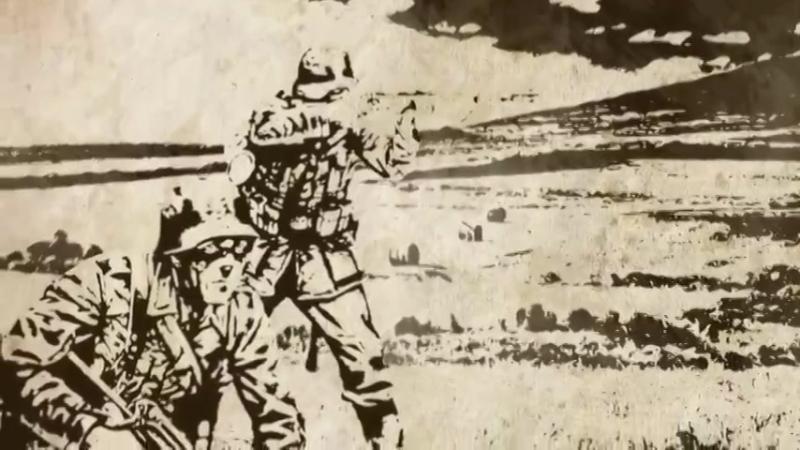 Единственный в мире бой людей и собак с фашистами в 1941 году