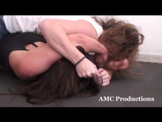 Amc productions - preview from our first slapping catfight