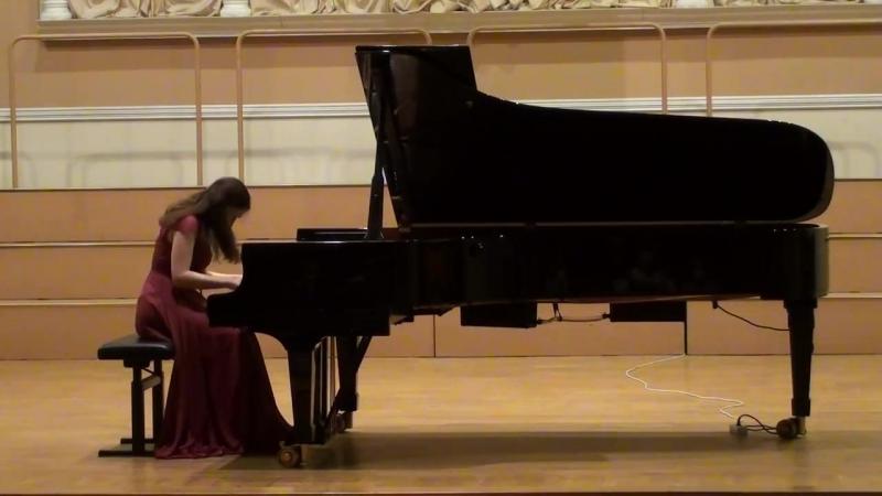 F. Schubert Sonata a minor D.845, mvt 1