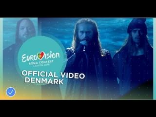 Rasmussen - higher ground [denmark / дания] (eurovision 2018) [hd_1080p]