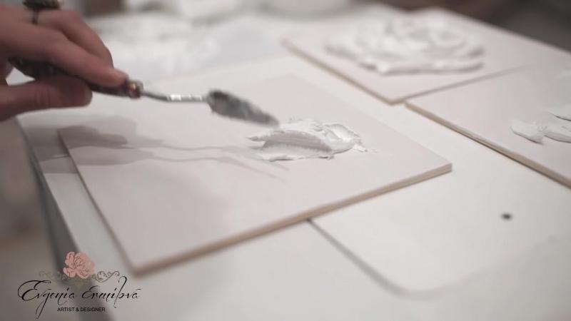 Видео курс Евгении Ермиловой по скульптурной живописи