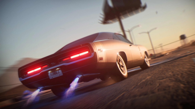 Need for speed payback на ps4