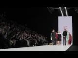 Третий день 36 сезона Mercedes-Benz Fashion Week Russia