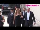 Mariah Carey Greets Fans Signs Autographs Backstage At Jimmy Kimmel Live Studios 6 1 16