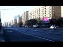 020 Территория РоссииКортеж Президента В.В.ПутинаThe Motorcade Of President Vladimir Putin