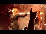 Therion - Beloved Antichrist - Bring Her Home, Night Reborn (Москва, ГлавClub, 12.04.2018)
