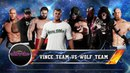 SBW PPV BrawlMania I - [8-Man Tag Team Elimination match][Vince VS Wolf 3rd step]