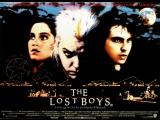 Пропащие ребята / The Lost Boys. 1987. 720p. Перевод Андрей Гаврилов. VHS