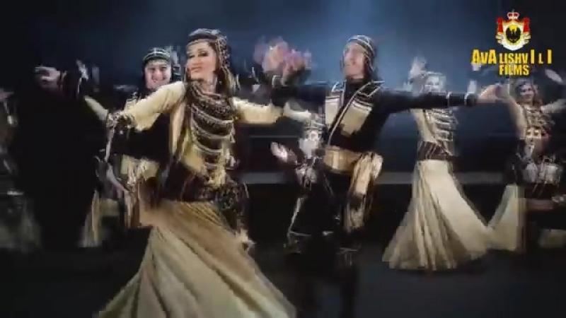 GEORGIAN DANCES. THE EIGHTH WONDER OF THE WORLD » Freewka.com - Смотреть онлайн в хорощем качестве