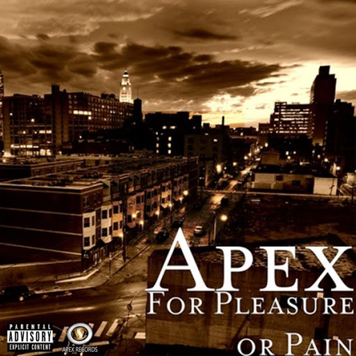 Apex альбом For Pleasure or Pain