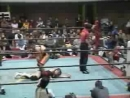 5. Kaori Nakayama, Yukari Ishikura vs. Crusher Maedomari, Shark Tsuchiya (4/4/1996)