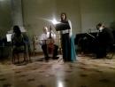 Кантата Телемана (и соло клавесина)