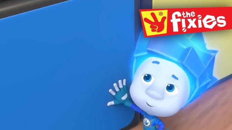The Fixies ★ The Nolik's Cube - Plus More Full Episodes ★ Fixies English   Cartoon For Kids