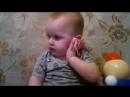 -Алло! Я вас слушаю... Очень важный разговор малыша!