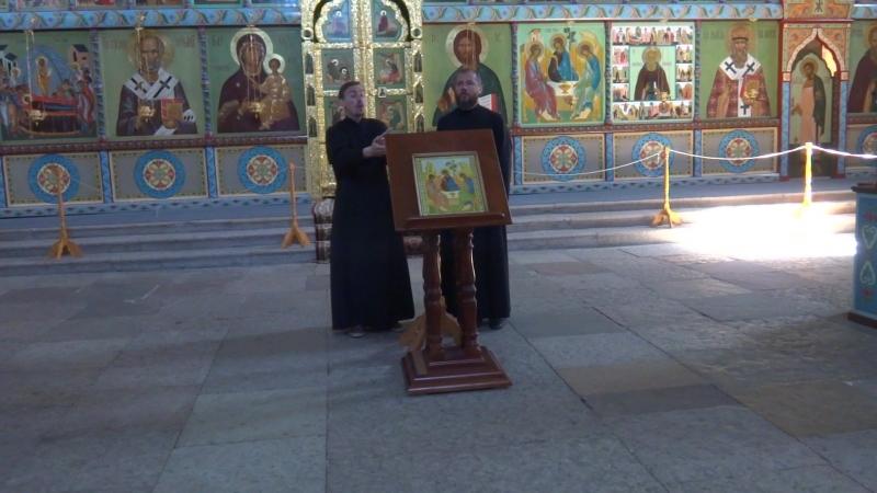 Александро-Свирский Монастырь. Певчие