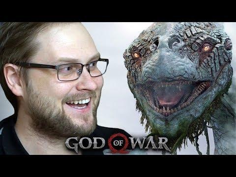 МИРОВОЙ ЗМЕЙ ► God of War 3