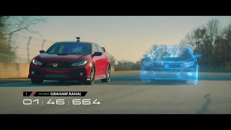 Honda and Forza Motorsport 7 present R vs R – A mixed reality race between real and virtual