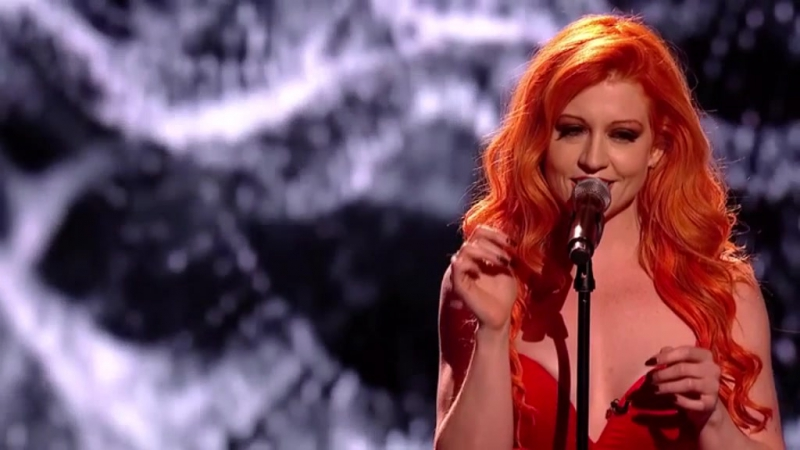 Preview Ivy Paige Why Don't You Do Right The Voice UK 2018