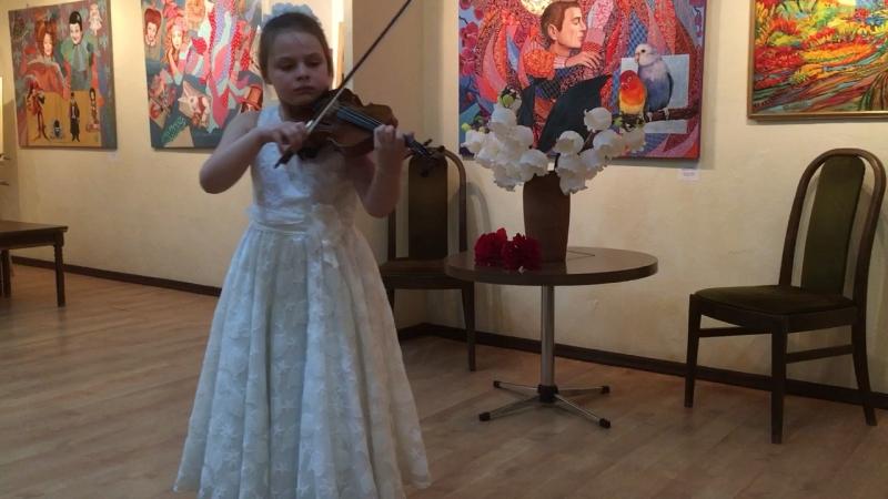 Маргарита Казакова 8 лет