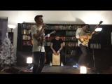 «Cherry band» на сцене New York Coffee