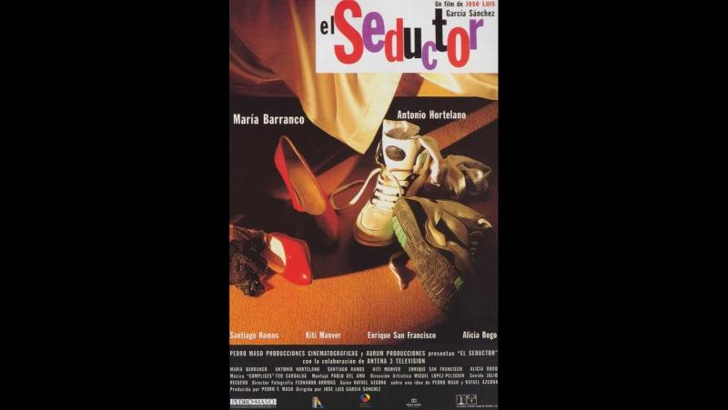 Соблазнитель \ El seductor (1995) Испания