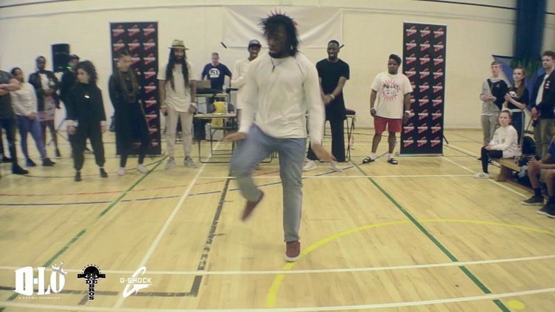 TAIWO pOppin judge shOwcase at WHAT YOU GOT 2018 lOndOn