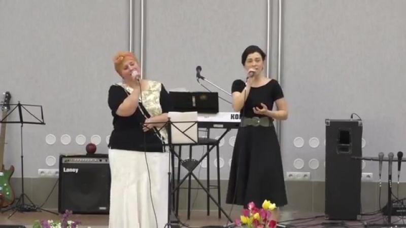 Бог Ты наверное красив Светлана Дорошенко и Светлана Кондратьева