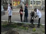 Передал Славянску и Николаевке более десяти тысяч кустов роз