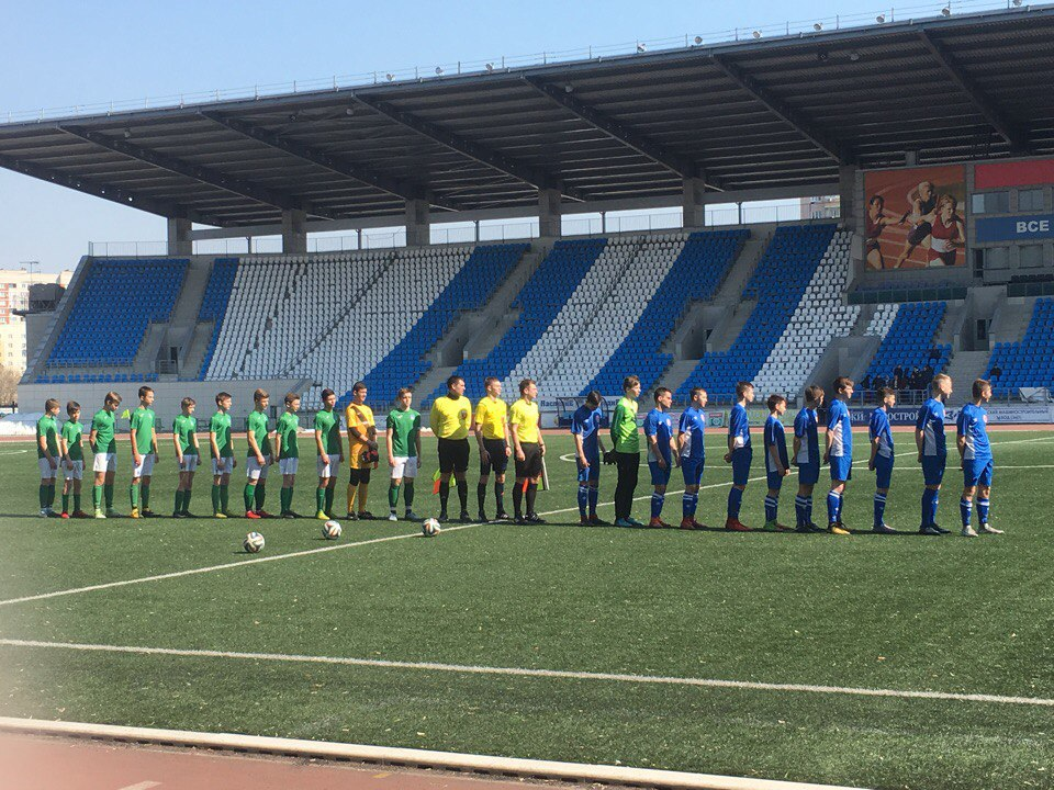 «Витязь» стартовал в Первенстве России среди спортивных школ
