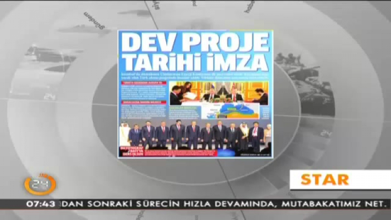 Star Gazetesi Dev Proje Tarihi İmza (11.10.2016).mp4