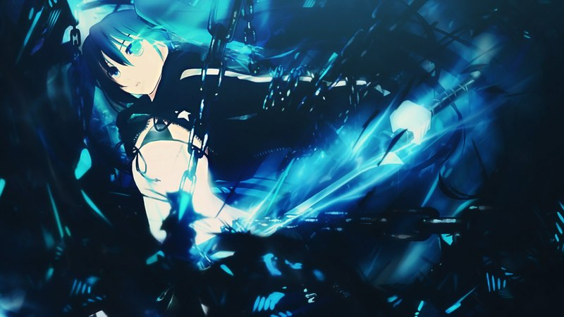 「AMV」• Hope of morning • Black Rock Shooter • ブラック★ロックシューター •「AMV」