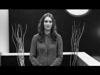 Ксения Кичина. Серия интервью со студентами первого большого шрифтового курса 20162017.