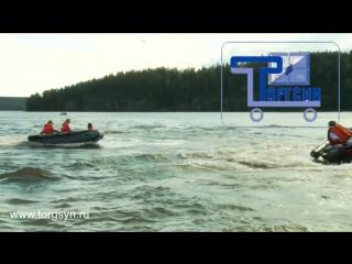 Triton-F360 под мотором HIDEA 18 и BOATSMAN-300 с мотором Parsun-5 Ладога 2016 - ТоргСин