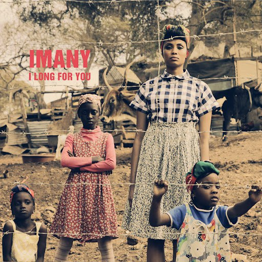 Imany альбом I Long for You