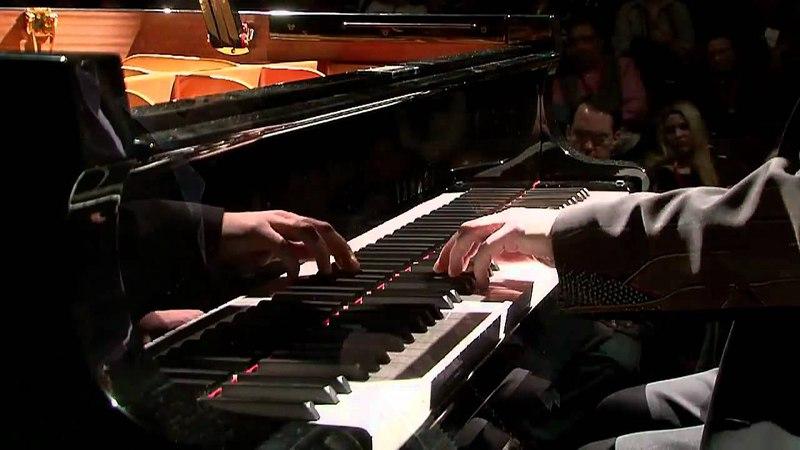 MARC-ANDRE HAMELIN on EG4 En Avril, a Paris Lullaby, after Tchaikovsky Feux d'artifice
