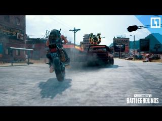 Играем в финальный релиз Playerunknown's Battlegrounds