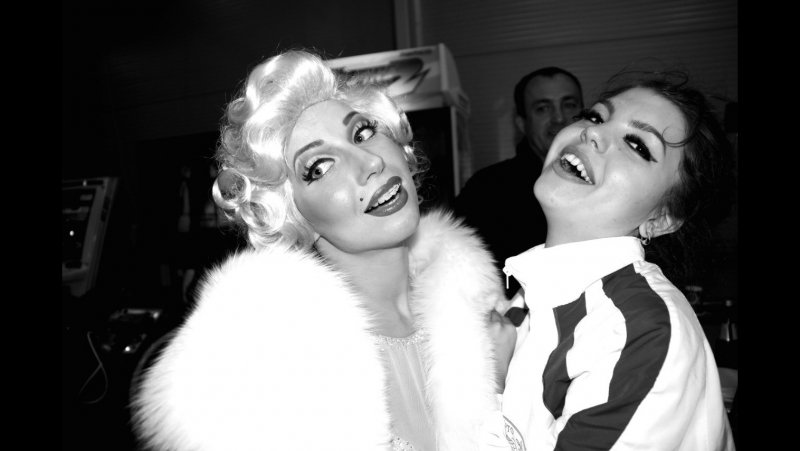 🇱🇷Merlin Monroe is alive. (Чемпионка Мира 2014г.по верссии IDO в номинации шоу - Эбру Беккер)
