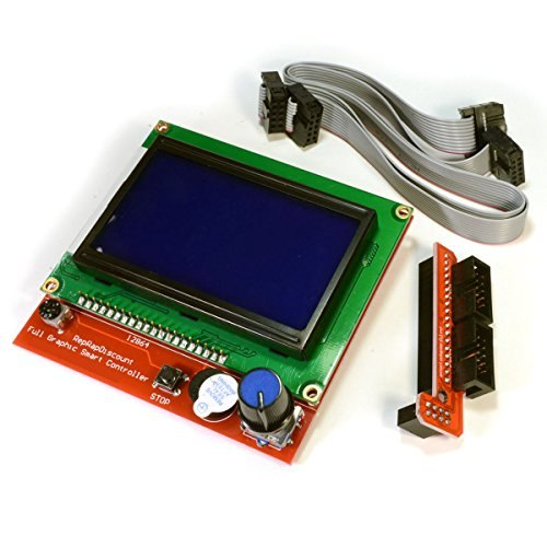 LCD экраном 128х64 для платы RAMPS 1.4