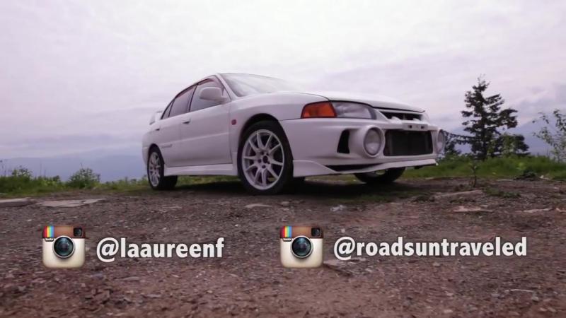 Тюненый Mitsubishi Evo IV: Повседневка для фанатки JDM